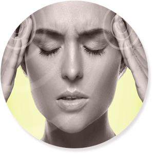 Zervikogene Kopfschmerzen