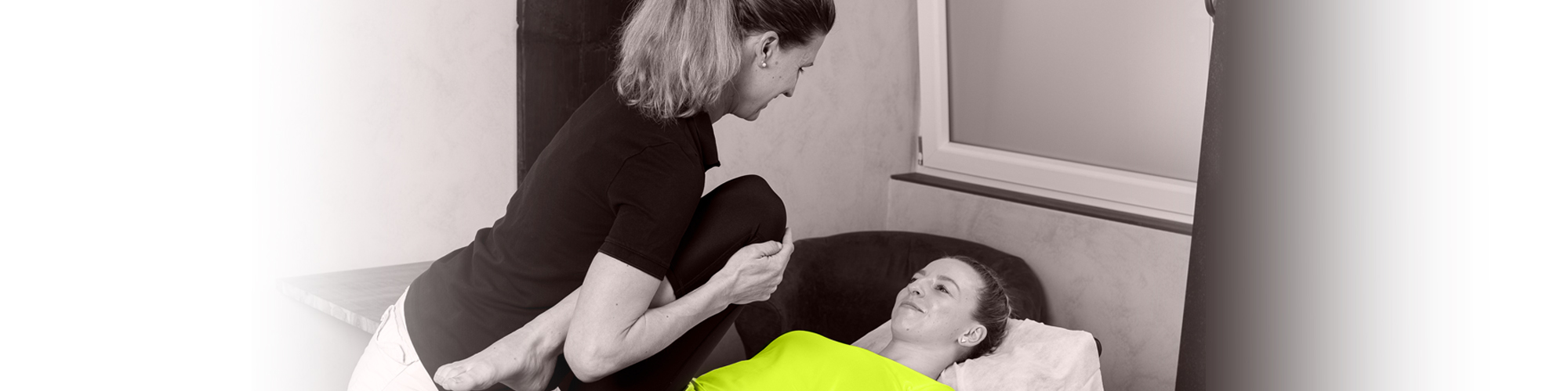 Physiotherapie, Diagnostik und Training