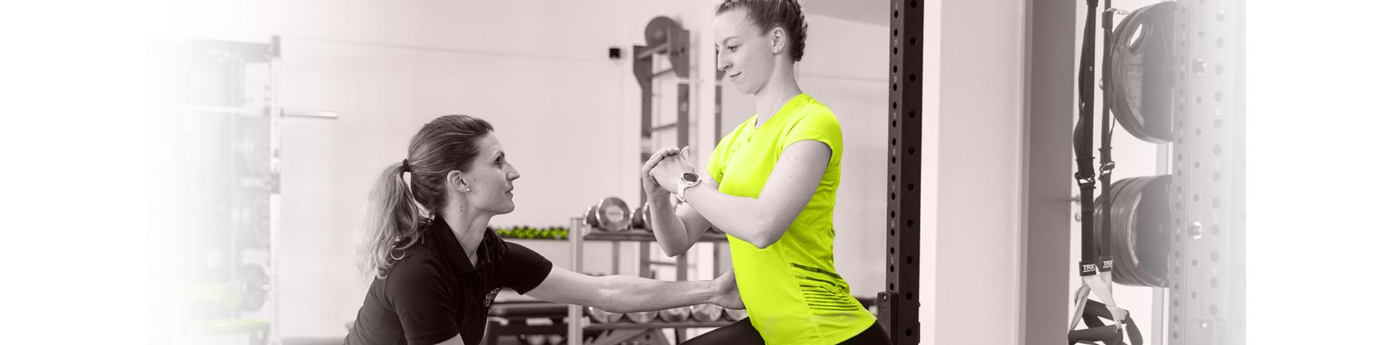 Training Physiotherapie Maisach